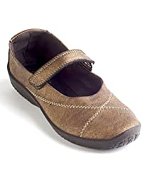 Zapatos rojos Arcopedico para mujer GTAh0M43d