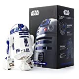 Sphero R2D2 Droide Star Wars, luci LED incluse, portata Bluetooth fino a 30 metri, compatibile iOS e Android
