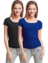 Fashion Line Women's T-Shirt (Pack of 2)
