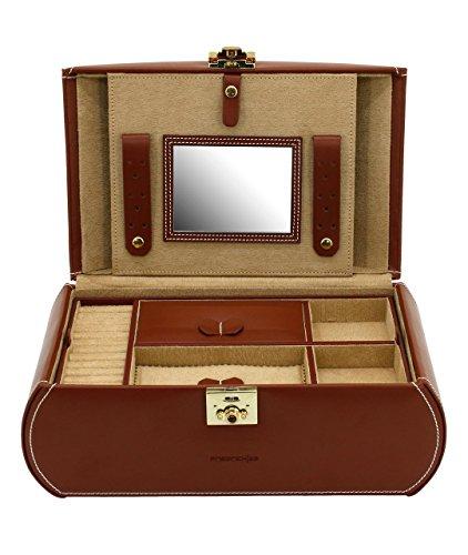 Joyero-de-piel-Cordoba-cofre-para-joyas-estuche-de-viaje-organizador-de-joyas-joyero-y-relojero-de-piel-caja-grande-de-piel-para-joyas