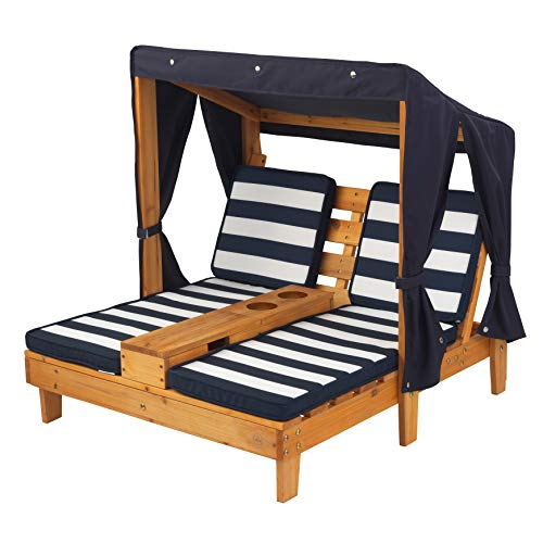 KidKraft Double Chaise Lounge wi...