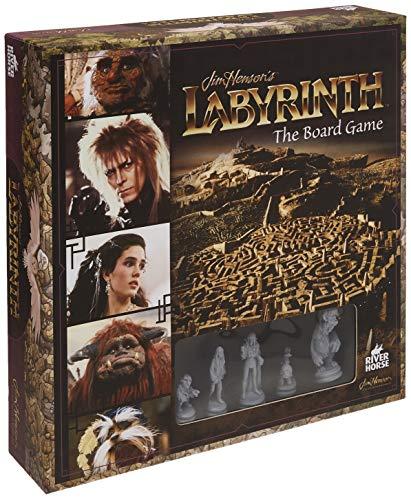 ALC Studios RHLAB001 Labyrinth The Movie Board Game