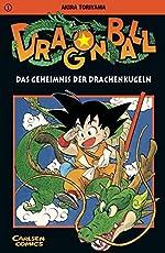 Dragon Ball, Bd.1, Das Geheimnis der Drachenkugeln
