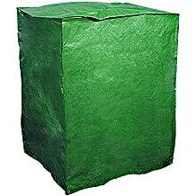 Bosmere - Reversibile Copri Sedia pieghevole P375 - Verde / Nero