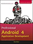 The fast-growing popularity of Android smartphones and tablets creates a huge opportunities for developers. If you're an experienced developer, you can start creating robust mobile Android apps right away with this professional guide to Android 4 app...
