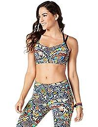 Zumba Fitness–Women's Beach Baller Sports Bra Top, Womens, Beach Baller Bra
