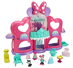 minnie mouse shopping mall toys games. Black Bedroom Furniture Sets. Home Design Ideas
