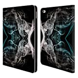 Offizielle PLdesign Geist Aus Der Vergangenheit Abstraktes Design Brieftasche Handyhülle aus Leder für iPad Air 2 (2014)