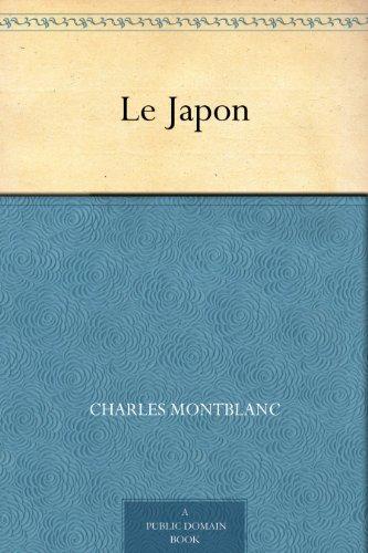 Couverture du livre Le Japon