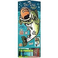 Tiki Toss Sportsman Series Bass Toss Game
