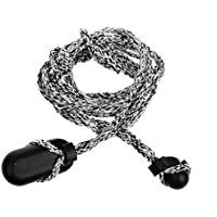 FLAMEER Archery Bow Stringer Rope Recurve Bow Longbow Instalar Assist Tool Cord 2.2m