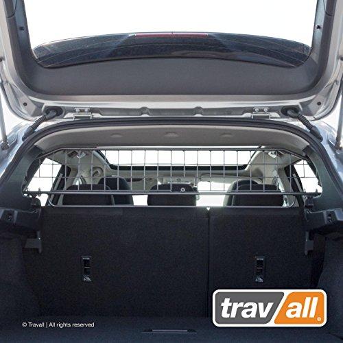 Travall® Guard Hundegitter TDG1538 – Maßgeschneidertes Trenngitter in Original Qualität