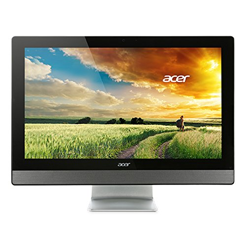 'Acer Aspire Z3–705i3–5005U 2GHz 21,51920x 1080pixel Noir, Argent PC All-in-One