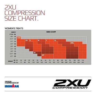 2XU Women's PWX 3/4 Tight Compression Baselayer