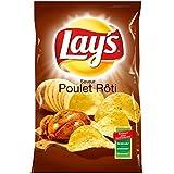 Lay's Chips Saveur Poulet Thym - ( Prix Par Unité ) - Envoi Rapide Et Soignée