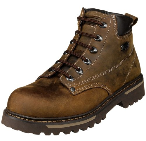 Skechers Men's Cool Cat Bully Ii Lace Up Boot, Brown (Cdb -...