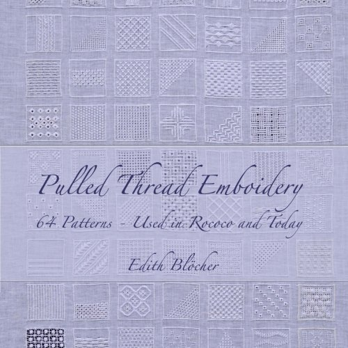 Pulled Thread Embroidery 64 Patterns