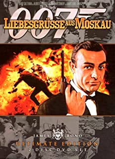 James Bond 007 Ultimate Edition - Liebesgrüsse aus Moskau (2 DVDs)