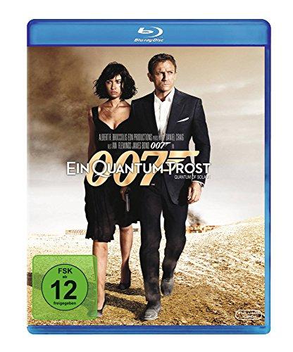 Bild von James Bond - Ein Quantum Trost [Blu-ray]