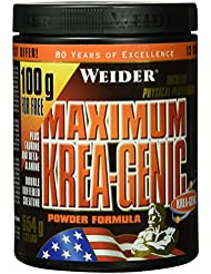 Weider, Maximum Krea Genic Powder, Neutral, 1er Pack (1x 454 g)