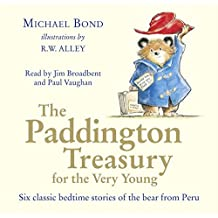 The Paddington Treasury for the Very Young (CD)