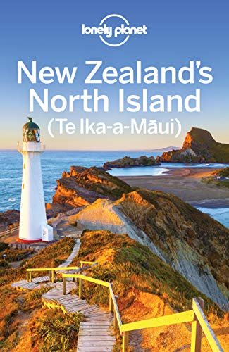 Lonely Planet New Zealand's North Island (Travel Guide) (English Edition)