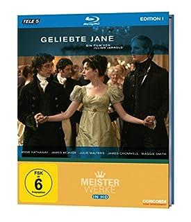 Geliebte Jane - Meistwerke in HD Edition 1/Teil 1 [Blu-ray]
