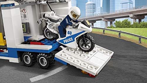 Lego 60139 City Mobile Einsatzzentrale, Bausteinspielzeug - 8
