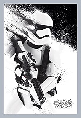 Empire Poster Star Wars EP7 Poster Stormtrooper + accessoires articles de fixationsupplémentaires