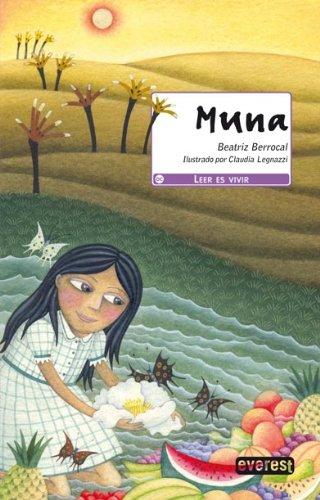 Muna (Leer es vivir) por Berrocal Pérez Beatriz