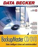 BackupMaster CD/DVD