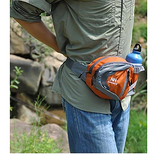 MIAO Outdoor Wasserkocher, purse, multifunktionale Sports Bag, wasserdicht Oxford Tuch, Tasche, Tragetasche orange