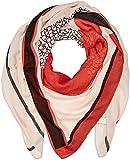 Calvin Klein Damen Schal New Joyce 2, Rosa (Scallop Shell 619), One Size (Herstellergröße: OS)