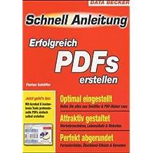 Erfolgreich PDFs erstellen