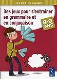 Jeux pour s'entraîner en grammaire et conjugaison