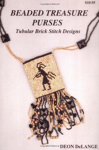 Beaded Treasure Purses: Tubular Brick Stitch Designs