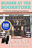 Murder at the Bookstore: Cottonwood Springs Cozy Mystery Series (English Edition)