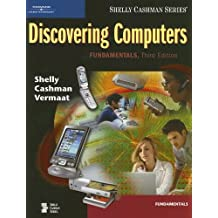 Discover Computer Fundmntl Shelly Cashman Series