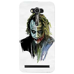 Asus Zenfone 2 Laser Rowdy Joker Printed Back Cover