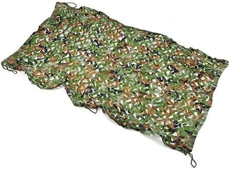 ZhHOME Rete Mimetica Camouflage, Rete Rete Rete Mimetica Esterna per Campeggio Caccia Militare Pesca da tiro (Disponibile in Varie Dimensioni, Jungle Camouflage Colo) (Dimensioni   2  8M(6.6  26.2ft))   Per Vincere Una Ammirazione Alto    Special Compro  cb5596