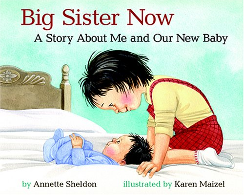 Big Sister Now: Story About Me and Our New Baby