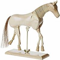 Horse Manikin, H: 25 cm, 1 pc