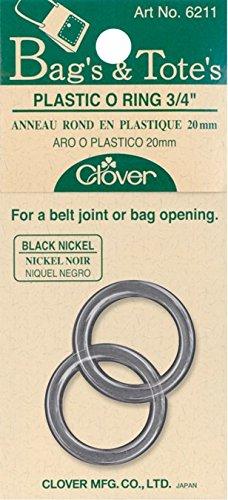 6211 Clover o-ring di plastica 20 mm,