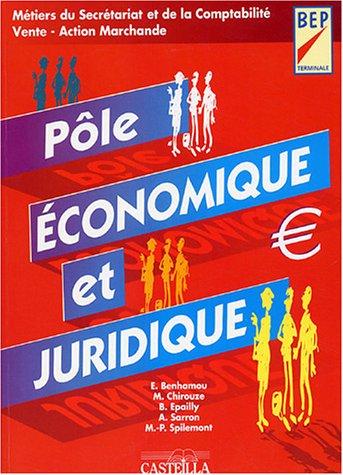 Pôle Economique et Juridique Tle BEP