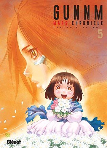 Gunnm Mars Chronicle - Tome 05 par Yukito Kishiro