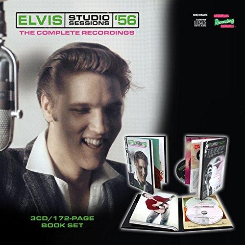 Elvis Studio Sessions '56 - The Complete Studio Recordings (4 CD)
