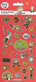 Paper Projects Charlie and Lola Large Foiled Stickers