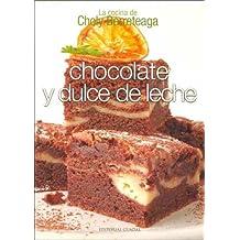 Chocolate y Dulce de Leche