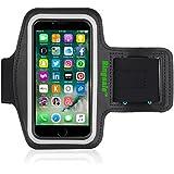 Bingsale Brassard Armband Sport pour iPhone 7 (iPhone 7, noir)