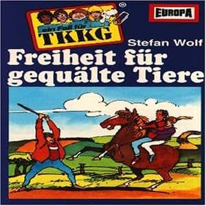 085/Freiheit Für Gequälte Tiere [Musikkassette]